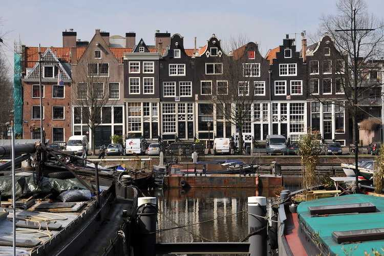 Westerdok Islands Amsterdam