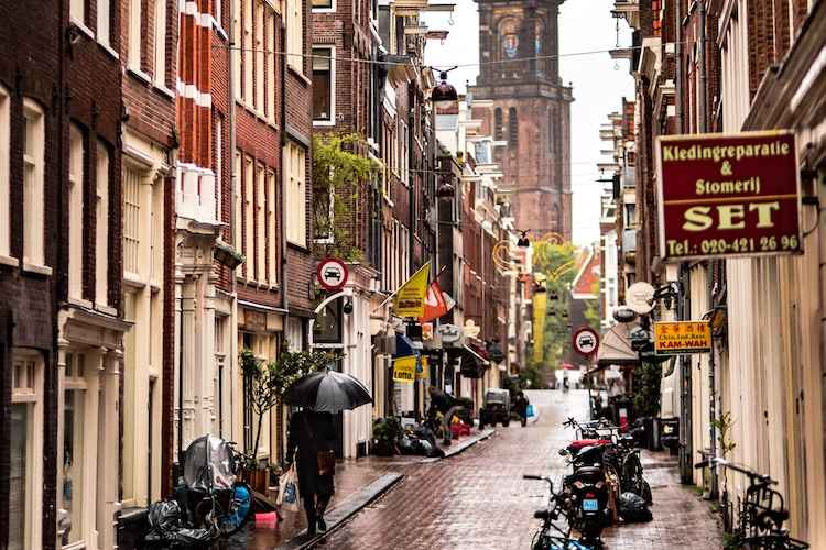 De Jordaan Neighborhood Amsterdam